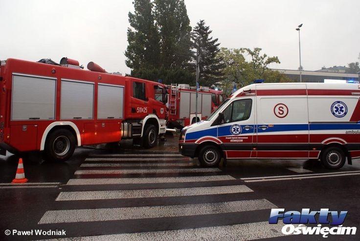 Kolejne trzy auta rozbite – AKTUALIZACJA #Babice #Oświęcim #kolizja #zderzenie #wypadek
