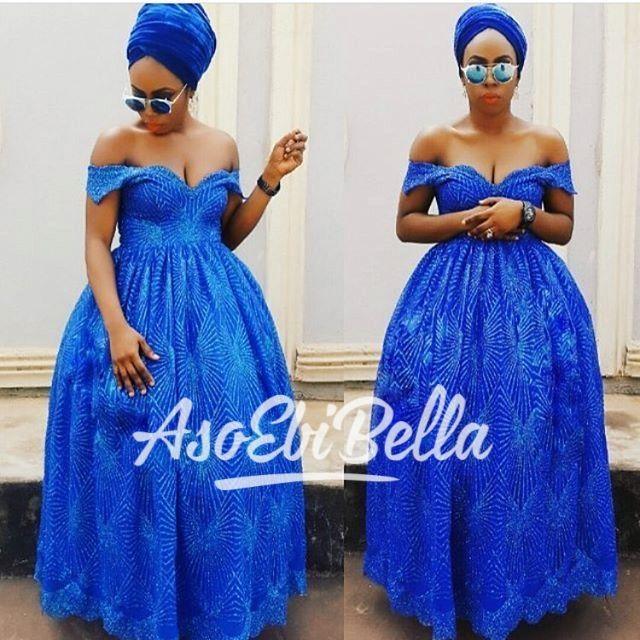 BellaNaija Weddings presents #AsoEbiBella – Vol. 174 – The Latest Aso Ebi Styles