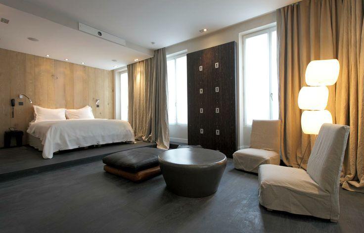 Suite Exception u2013 Hidden Hotel (Paris, France) by Elegancia Hotels