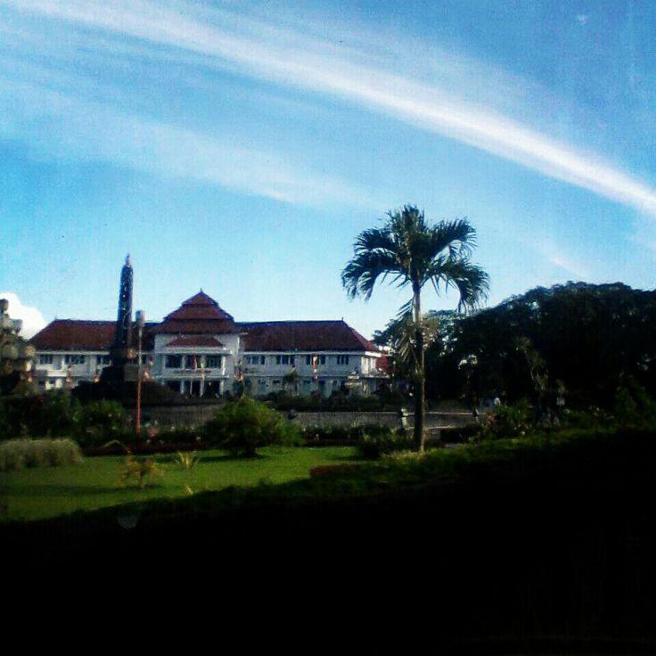 Balai Kota Malang Di Jawa Timur Koswisatablogspot