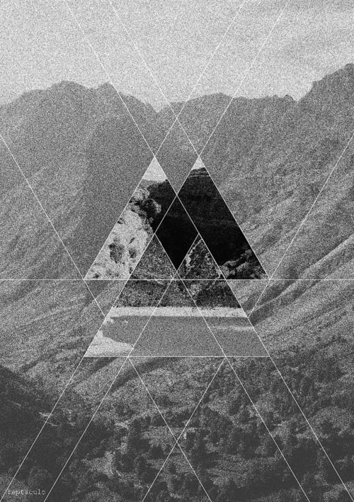 Triangles - don't know why but pretty obsessed with triangles right now