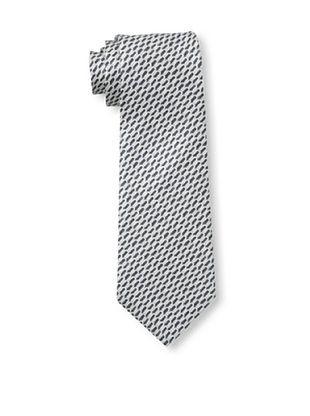 61% OFF Valentino Men's U Pattern Tie, Grey