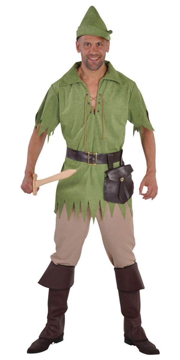 mens peter pan costume - Google Search