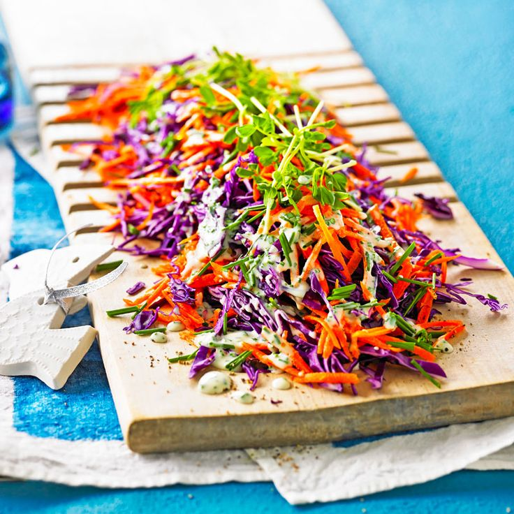 Quick Christmas slaw | Recipes | Weight Watchers NZ