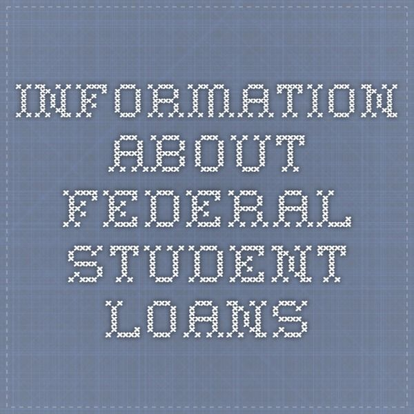 The 25+ best Federal student loans ideas on Pinterest Fafsa - students loan application form
