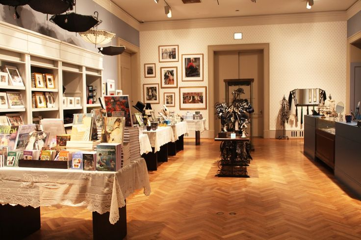 Exhibition Shop for Impressionism, Fashion, and Modernity.