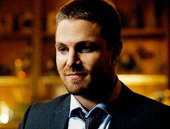 My name is Oliver Queen!