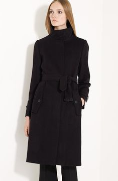Burberry London Belted Wool & Cashmere Coat 16 on shopstyle.com