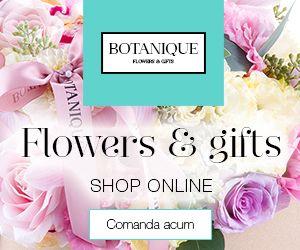 """Floraria BOTANIQUE promoveaza un nou trend aducand in compozitie accesorii si elemente deosebite imbinate cu o varietate de flori si plante decorative, """"imbracate"""" in cele mai nonconformiste si ingenioase stiluri si insotite de o gama larga de cadouri pentru cei dragi."""