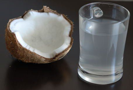 L'action de l'eau de coco sur votre organisme