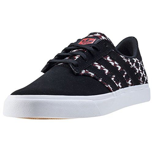 promo code 35300 9d0a8 adidas Seeley Premiere Mens Trainers Black White Red 85 UK  Click for  Special Deals AdidasFashion  Adidas Fashion  Pinterest  Adidas fashion,  ...
