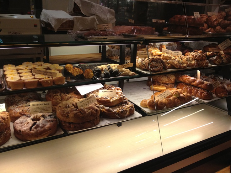 Brogyllen bakery. Göteborg