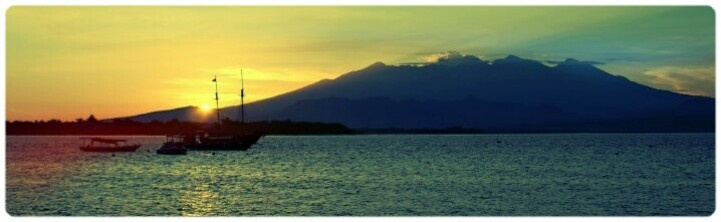 Gili Trawangan, North Lombok, Indonesia