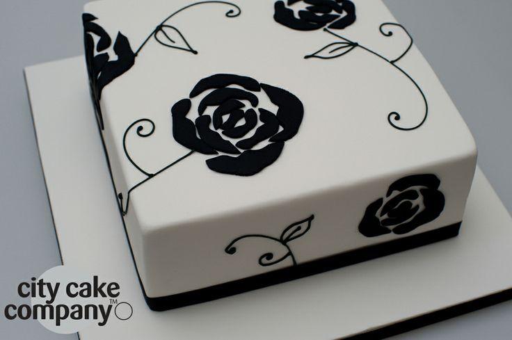 Birthday Cake, designed and created by City Cake Company, Mt Eden, Auckland NZ, www.citycake.co.nz