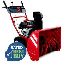 Troy-Bilt Storm 2410 179cc 24-in Two-Stage Electric Start Gas Snow Blower Lowes $599.00 In stock/Clinton