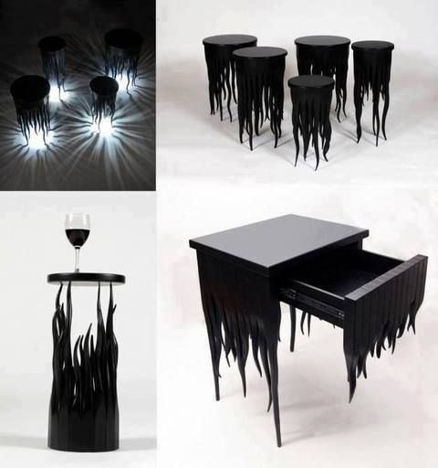Sinister furniture