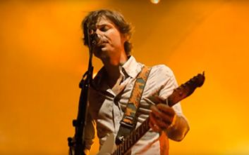 Powderfinger members play together for the first time in 5 years