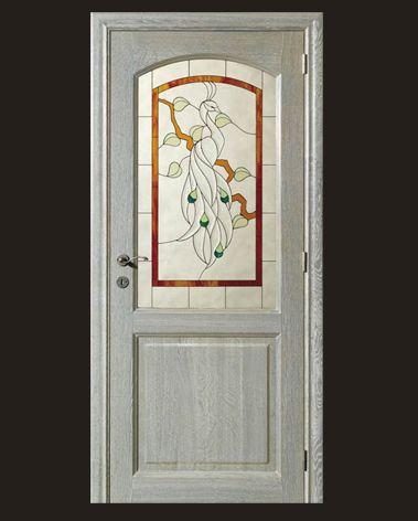 binnendeuren - Klassieke stijldeuren - 3 Franse eik Kwartier bis binnendeur