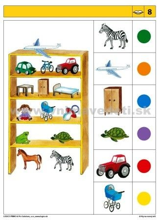 Logico Primo Hry na rozvoj reči - autokorektívne karty