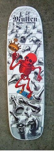 oldschool skateboard designs