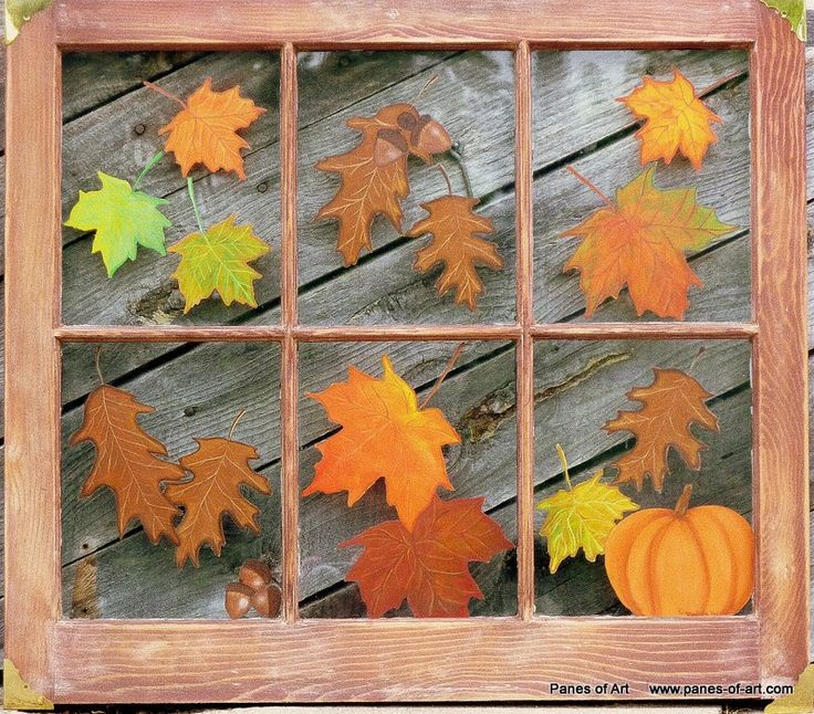 fall window painting ideas | Hand Painted Window Panes, Window Art, Window Pane Painting, Glass Art ...