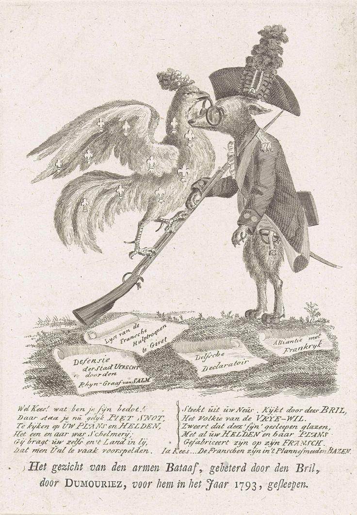 De bedotte Kees, anoniem, 1787