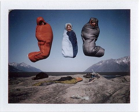 The ultimate camping picture...