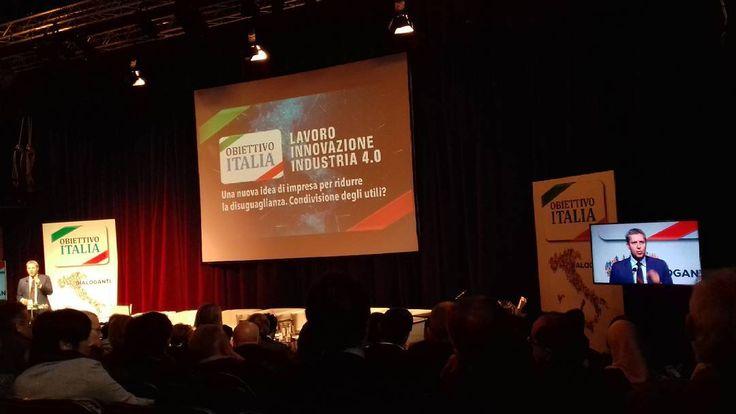#nonsolomoda #politica #lavoro #live style.redazione@rcs.it #convegno #obiettivoitalia #obiettivo #italia #lavoro #innovazione #industria #teatroparenti #milano #mfw