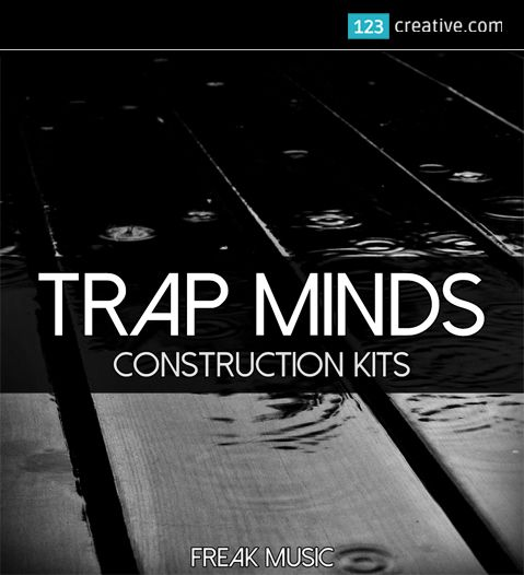 ► TRAP MINDS CONSTRUCTION KIT contains great 808 kicks, and vocals, perfectly combined drums and heartmade melodies: https://www.123creative.com/music-production-midi-packs-and-construction-kits/1383-trap-minds-construction-kits-kicks-vocals-drums-melodies.html
