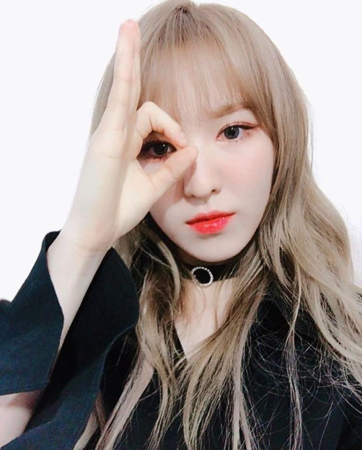 Red Velvet_Wendy  'Peek-A-Boo'