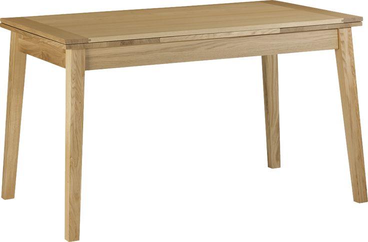 Ruskin table de salle manger extensible habitat my for Salle a manger habitat
