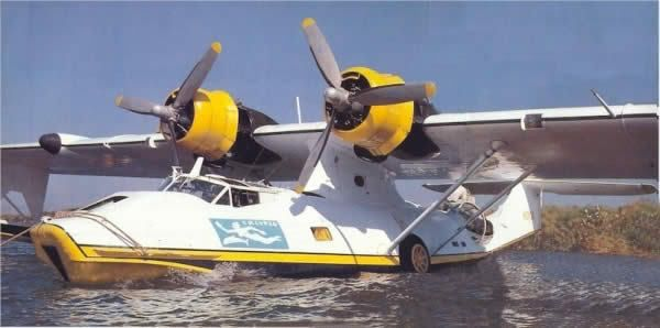 Jacques Cousteau's PBY Catalina