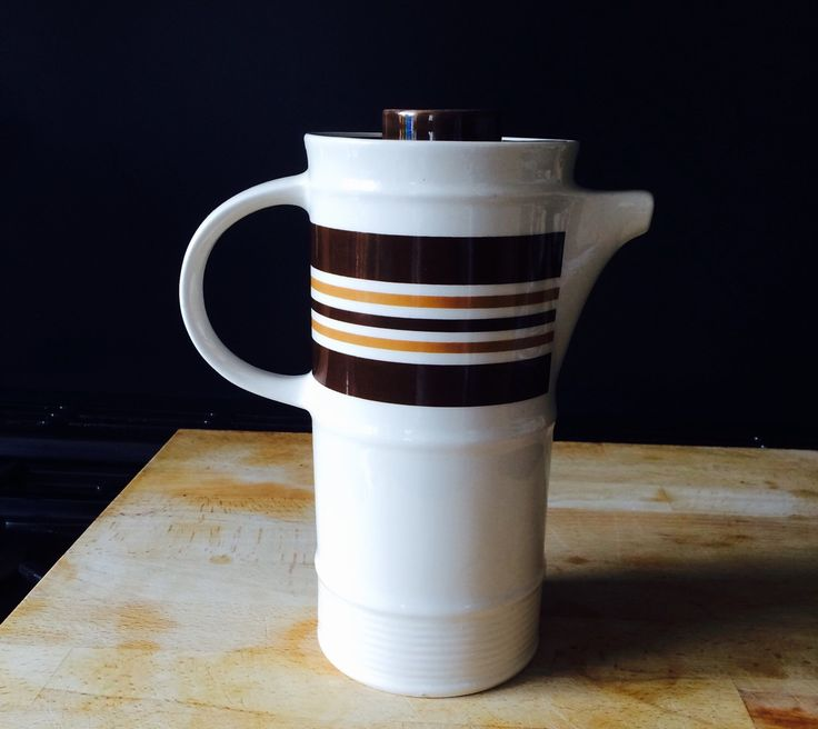 A personal favourite from my Etsy shop https://www.etsy.com/uk/listing/294552055/arklow-studio-kraft-coffee-pot-free