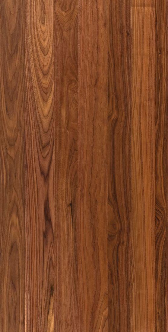 designed dark wood