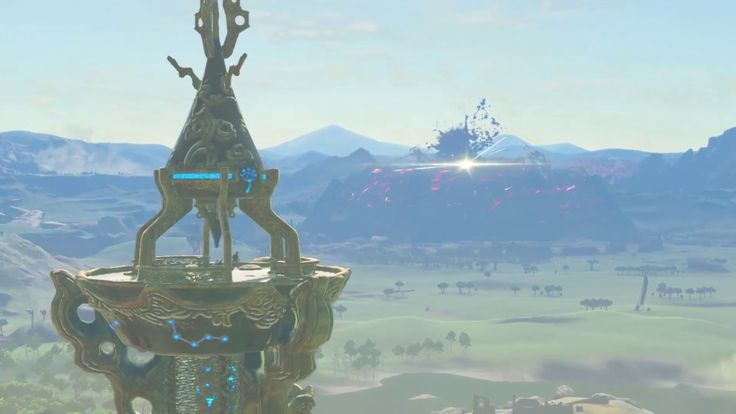 I tried setting the new Breath of the Wild trailer to the music of Chrono Cross