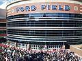 Ford Field - Detroit    -1