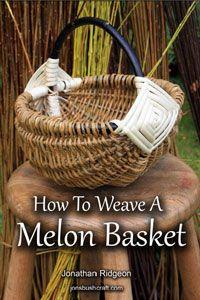 110 best basket weaving images on pinterest basket weaving jons bushcraft ebook how to weave a melon basket fandeluxe Ebook collections