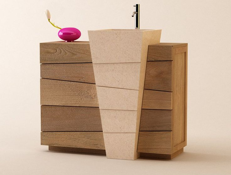 Best 25 lavamanos modernos ideas on pinterest tocadores for Muebles de bano modernos