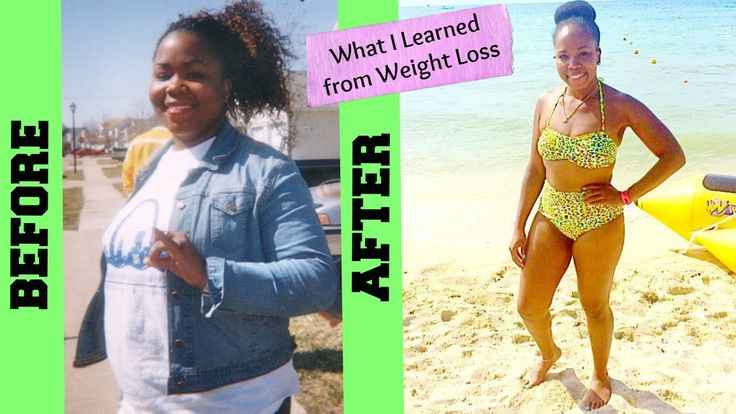 Nina A.k.a BeautifulBrwnBabyDol on Youtube has kept her 100 pounds off for 9 years! Amazing!