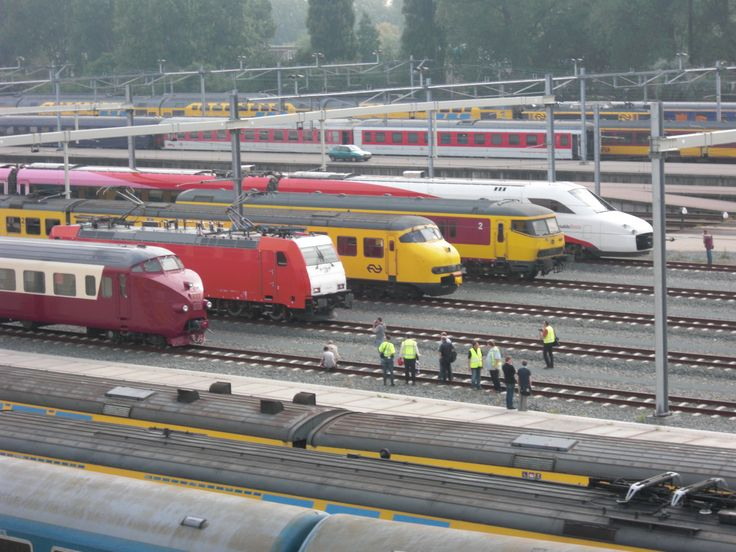 Dutch trains #ns