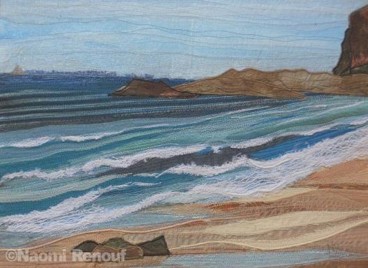 Textile Seascapes 2014