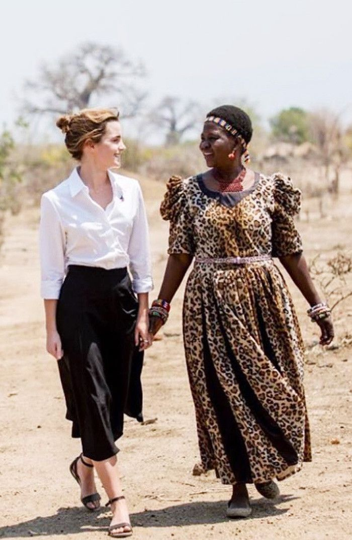 The Sustainable Brands Emma Watson Championed in 2016 via @WhoWhatWearUK