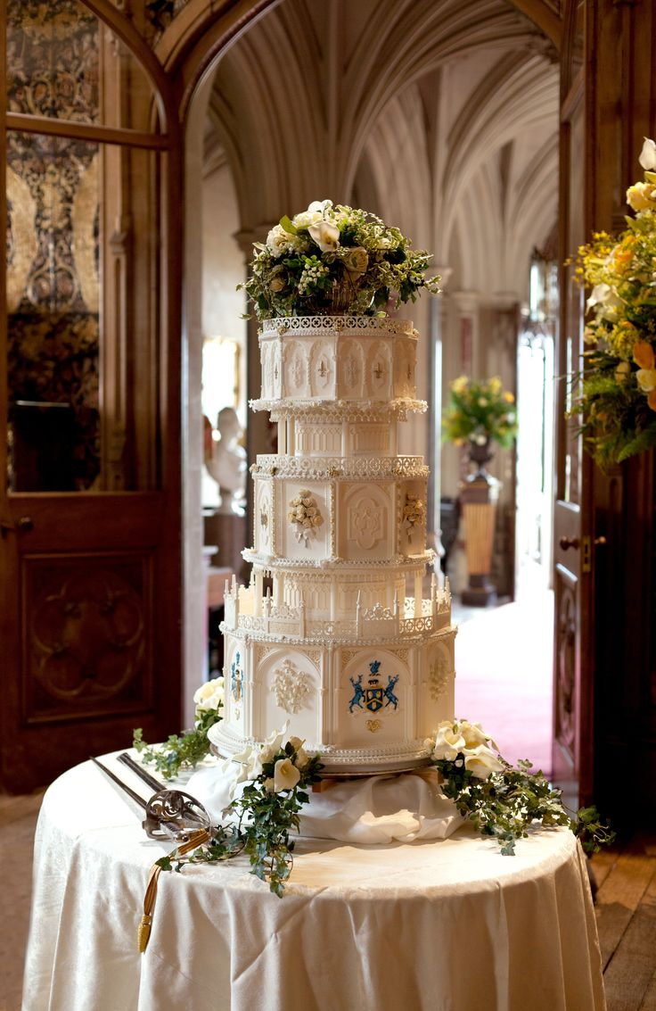 amazing wedding cakes season 1 downton s3 amp matthew s wedding cake downton 10726