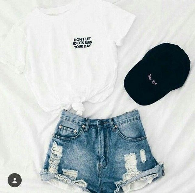 Summer fashion for teens casual cute outfits 13 – www.Mrsbroos.com