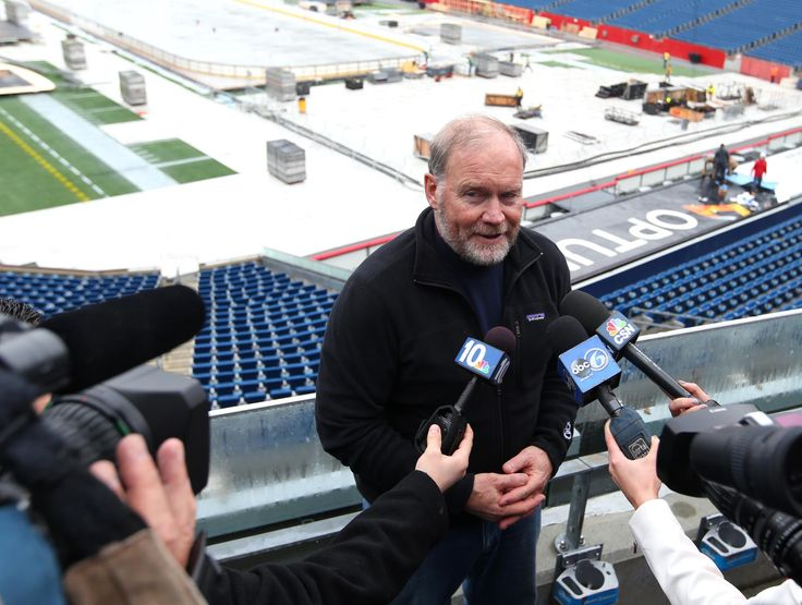 Flyers, Penguins hoping for a dash of winter at Heinz Field