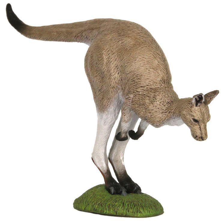 Southlands Replicas Eastern Grey Kangaroo Hopping | Worldwide shipping www.minizoo.com.au