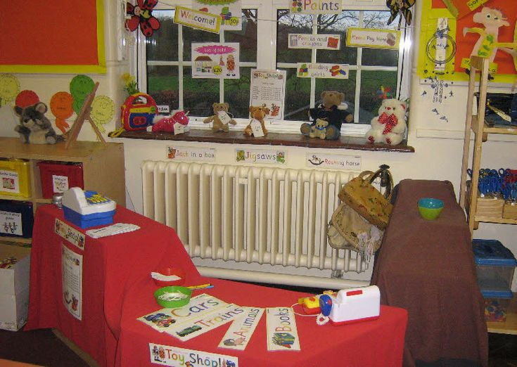 Toy shop role-play area classroom display photo - Photo gallery - SparkleBox
