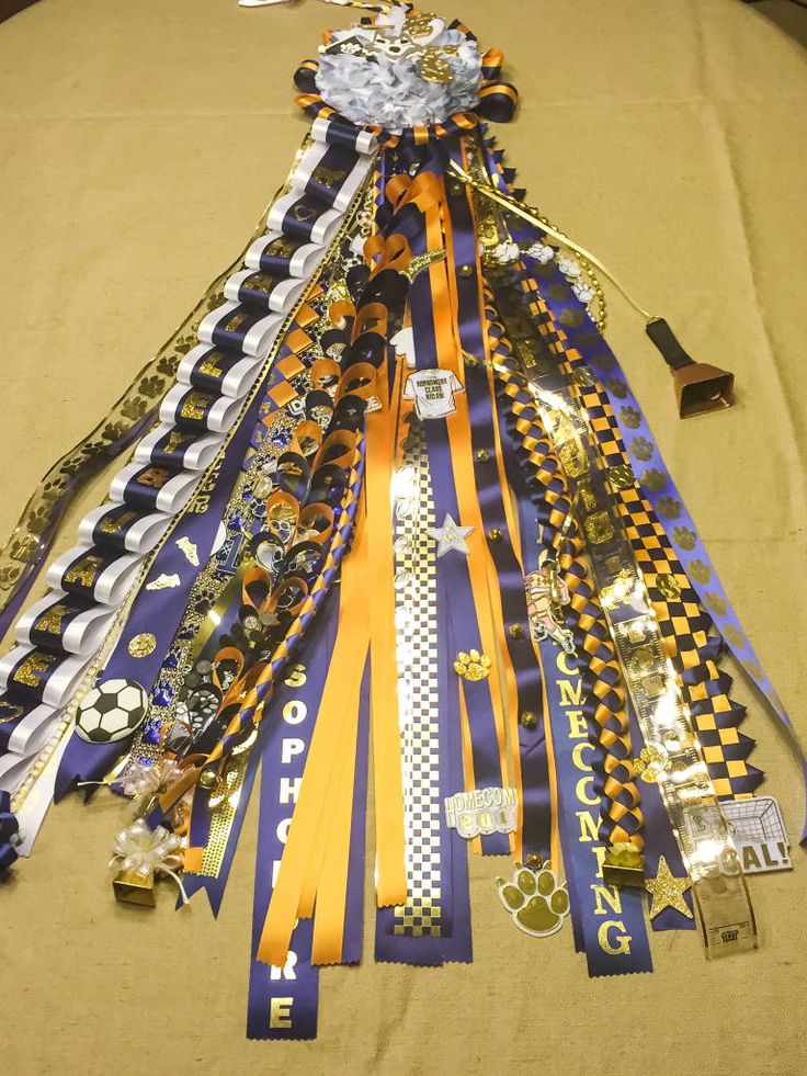 How to make homecoming mums - tips and tricks