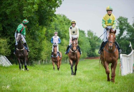 Shot from the Ballingarry races last Sunday