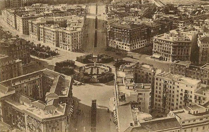 17 best images about b n on pinterest rome vintage for Piazza mazzini roma